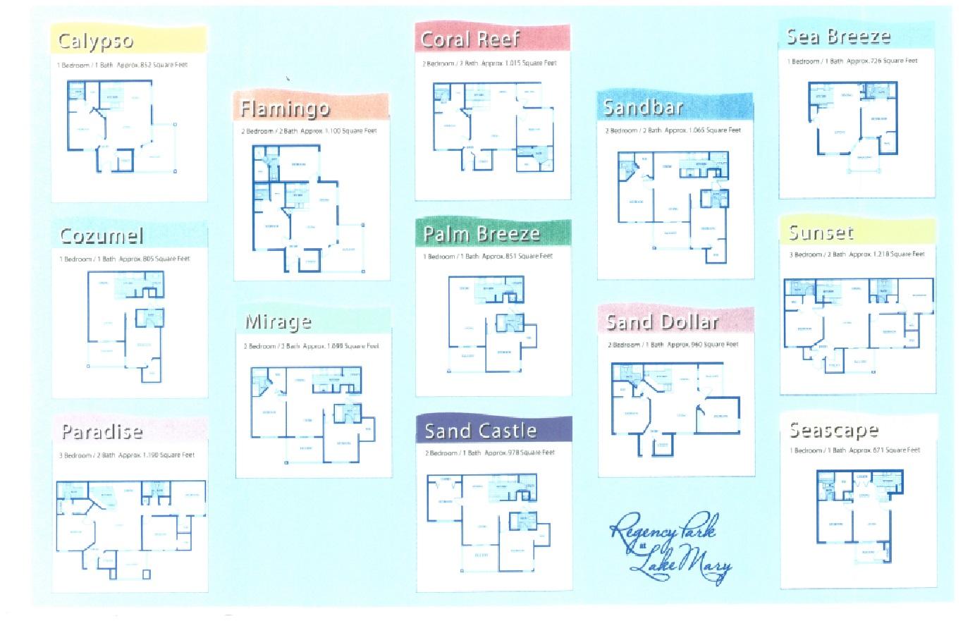 Regency Park 2 Floor PlanParkHome Plans Ideas Picture